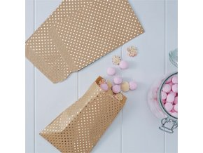 Pick Mix Polka Dot Treat Bags PMIXBAGS3