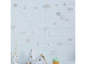 Pick Mix Confetti Garland PMIXGARL
