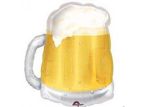 Beer Mug P35 20x23 07256 01 Brand Anagram Foil