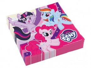 eng pl Lunch napkins My Little Pony 33 cm 20 pcs 30619 1