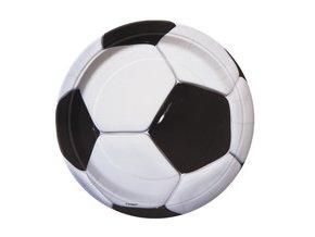 eng pm Football Paper Plates 23 cm 8 pcs 23737 1