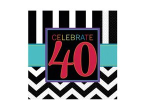 eng pm Napkins Chevron Birthday 40 33 cm 16 pcs 21622 2