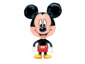 eng pl Mickey Mouse AirWalkers Foil Balloon 53 x 76 cm 1 pc 12503 3