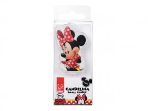 eng pl Minnie Mouse Candle 1 pc 22910 2