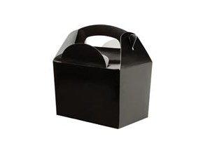Krabička na drobnosti čierna - black