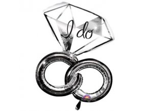 i do wedding supershape balloon FOIL2722 v1