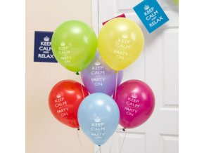 keep calm balloons keepball a1