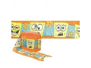 Spongebob Crepe Streamer SPON7STRE