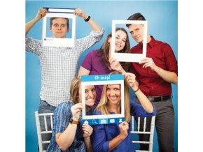 social snaps photo booth frames PROP274 v1