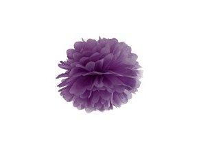 eng pm Blotting paper pompom purple 25 cm 1 pc 26464 1