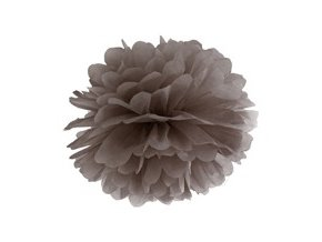 eng pm Blotting paper pompom brown 25 cm 1 pc 26470 1