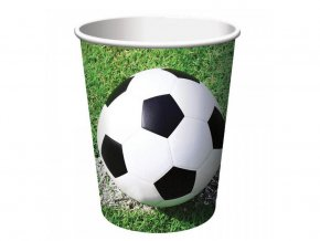 eng pl Paper cups Football Party 200 ml 8 pcs 39988 3