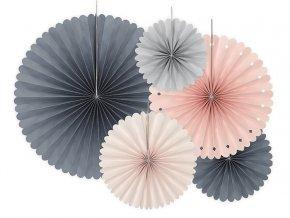 pol pl Rozety dekoracyjne kolorowe 5 sztuk RPK7 4501 1