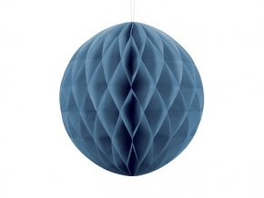 eng pl Honeycomb Ball blue 30 cm 1 pc 26362 1