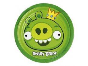 Tanier Angry Birds 18cm, 8ks v balení