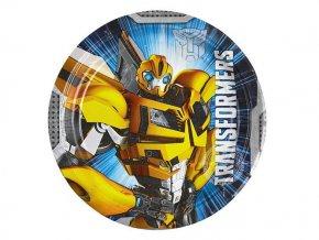 eng pl Transformers Plates 18cm 8 pcs 19992 1