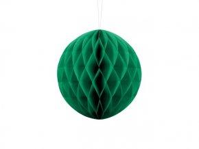 eng pl Honeycomb Ball emerald green 20 cm 1 pc 20684 6