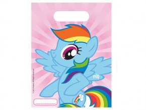 eng pl Loot bags My Little Pony Rainbow 6 pcs 23837 2