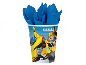 eng pl Transformers Paper Cups 266 ml 8 pcs 24692 1