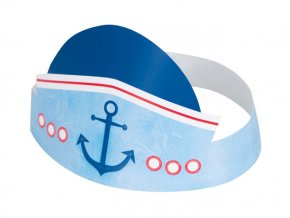 eng pl Nautical 1st Birthday Party Hats 1 pc 24498 1
