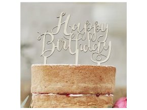 bh 762 wooden cake topper happy birthday min 4