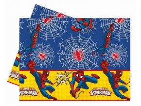 eng pl Plastic tablecover The Ultimate Spiderman Power 120 x 180 cm 1 pc 20640 2