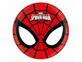 eng pl Paper plates Ultimate Spiderman Power 20 cm 8 pcs 20638 2