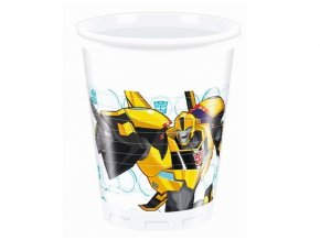 eng pl Transformers Power Paper Cups 200 ml 8 pcs 29381 2
