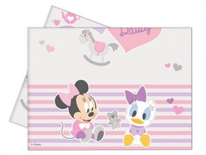 eng pl Plastic tablecover Infant minnie 120 x 180 cm 1 pc 21443 2