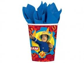 eng pl Fireman Sam paper Cups 250 ml 8 pcs 25531 2