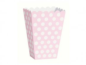 eng pl Lovely pink dots treat boxes 8 pcs 24078 4