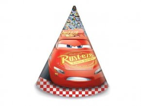 eng pl Paper hats Cars 3 6 pcs 25040 1
