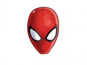 eng pl Die cut masks The Ultimate Spiderman Web Warriors 6 pcs 16198 2