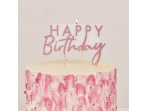mix 214 rose gold happy birthday candle min