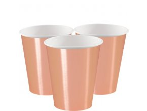 rose gold party cups RGLDCUPS v1 lg
