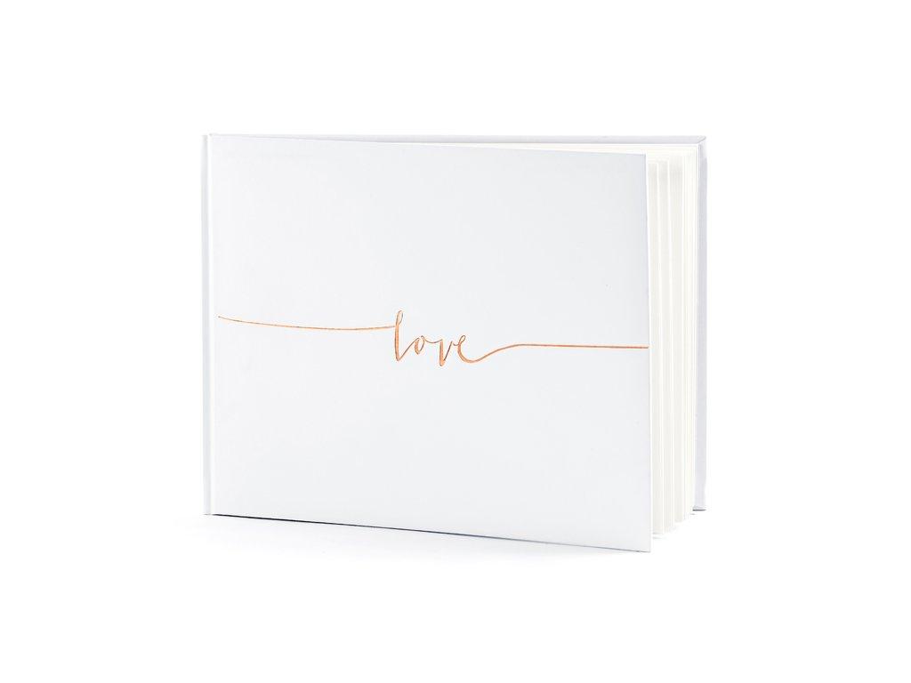 kniha hostu love