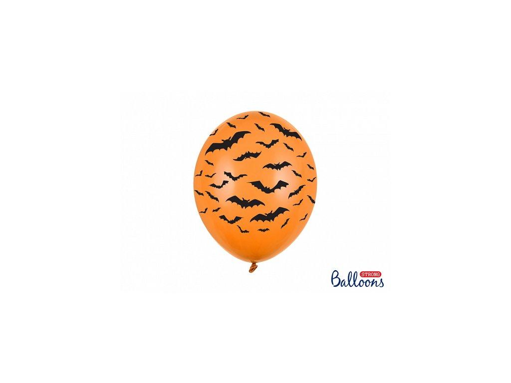 halloween balonek