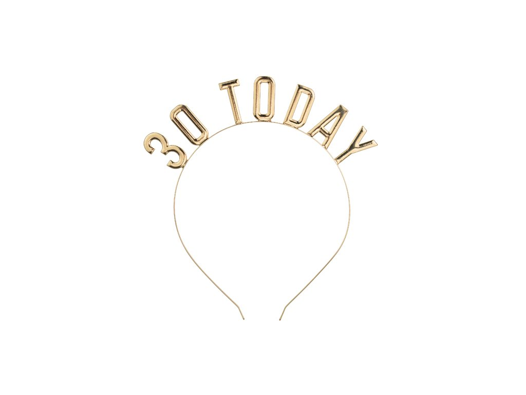 narozeninova celenka 30