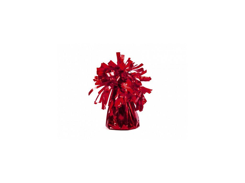 tezitko na balonky cervene