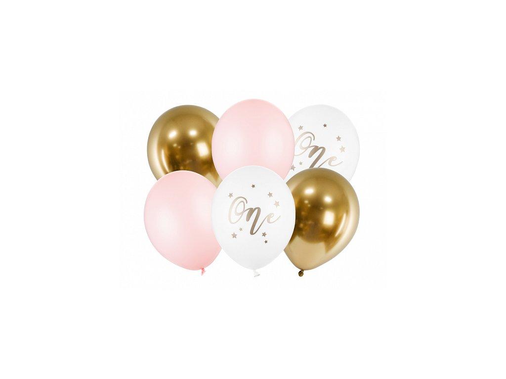 balonkovy set 1 narozeniny holka