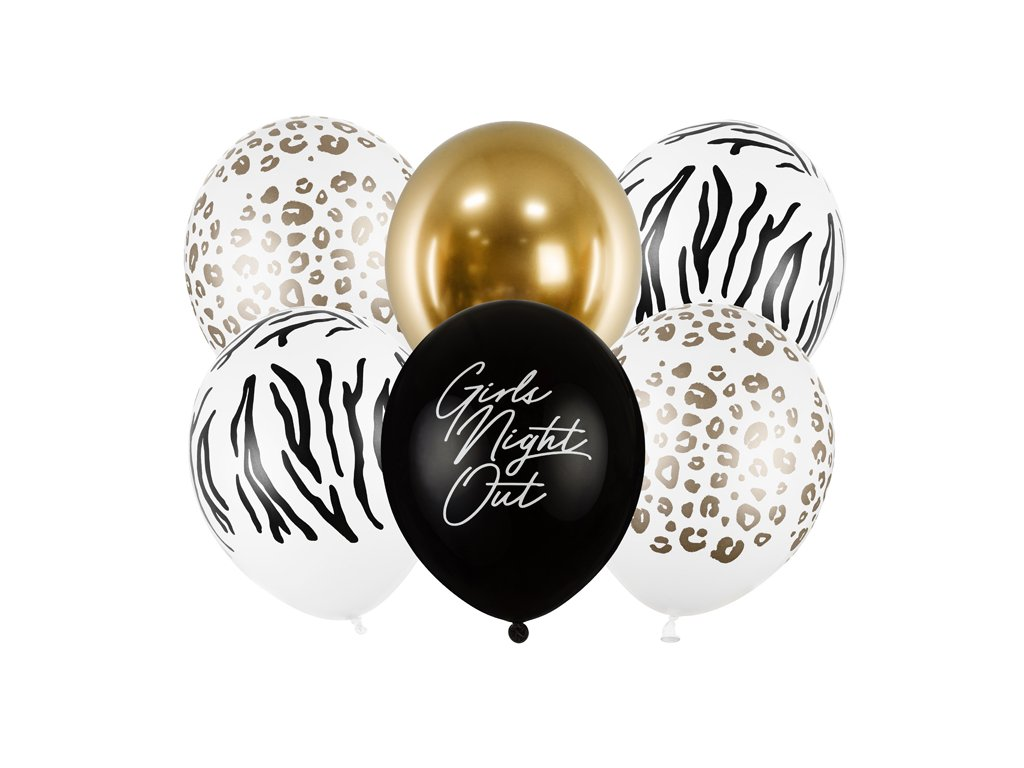 balonkovy buket bride