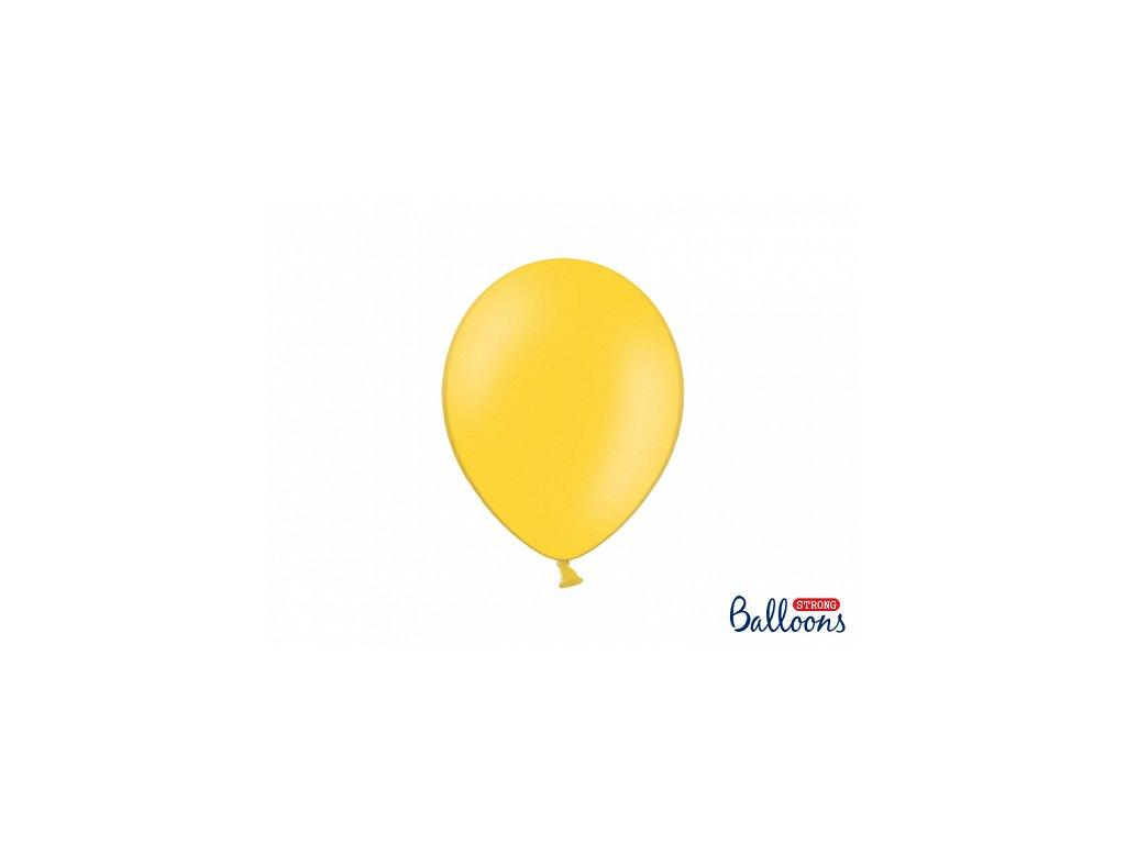 balonky zlute