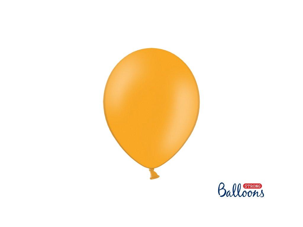 balonky oranzove
