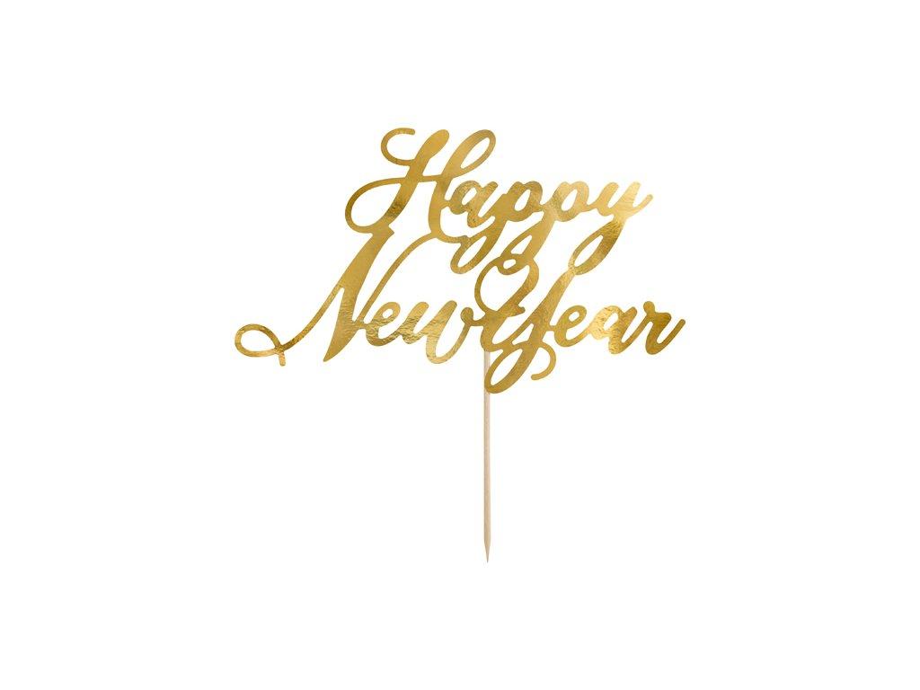 zapich na dort happy new year