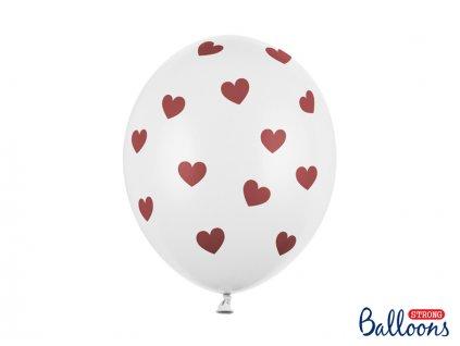 balonky se srdicky