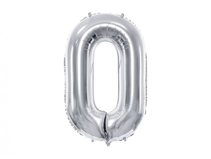 balonky cisla 0