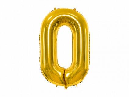 balonky cislice 0