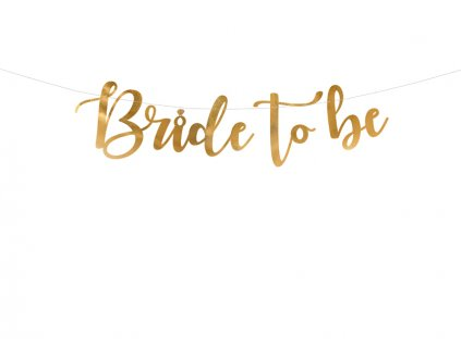 banner bride to be