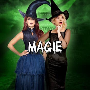 Kostým Čarodějnic a čarodějů