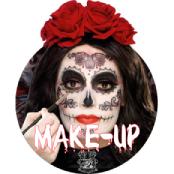 Make-up, spreje, efekty, zuby